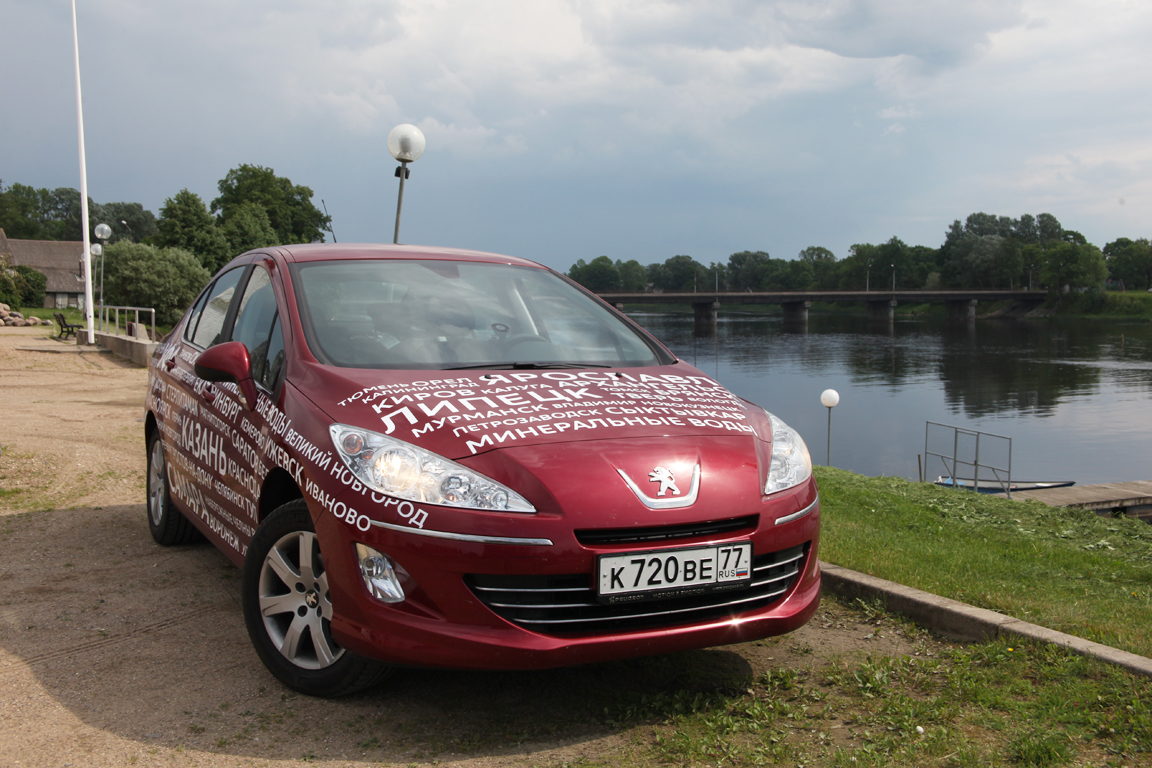 Peugeot 408: Хождение в народ