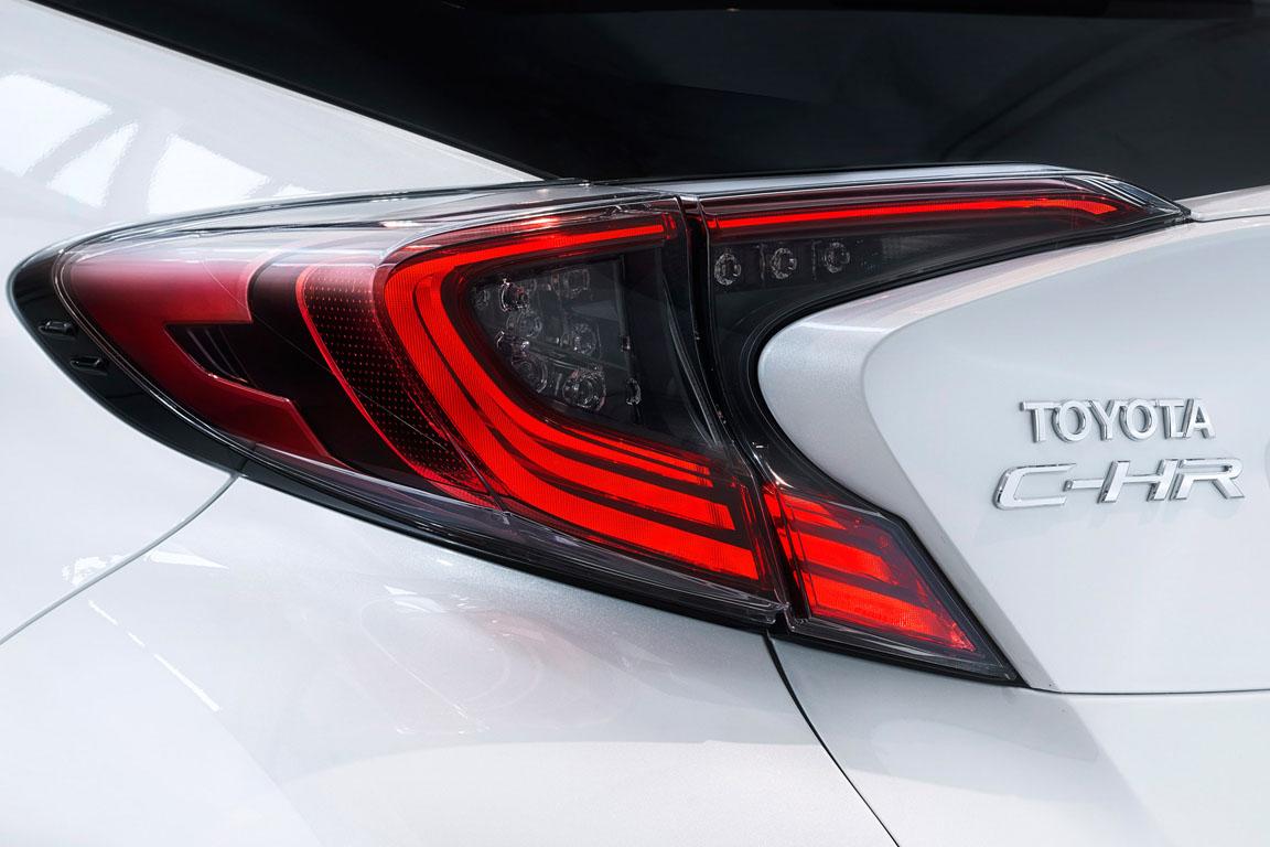 Toyota C-RH 2017