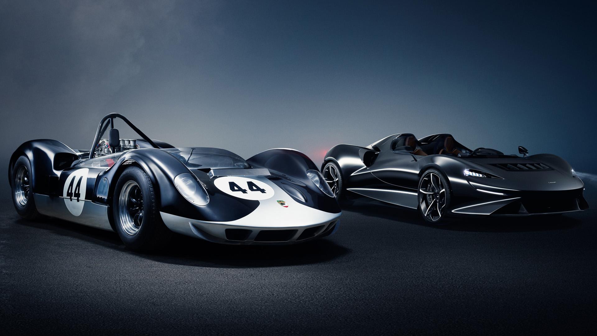 McLaren-Elva M1A Mk I и McLaren Elva