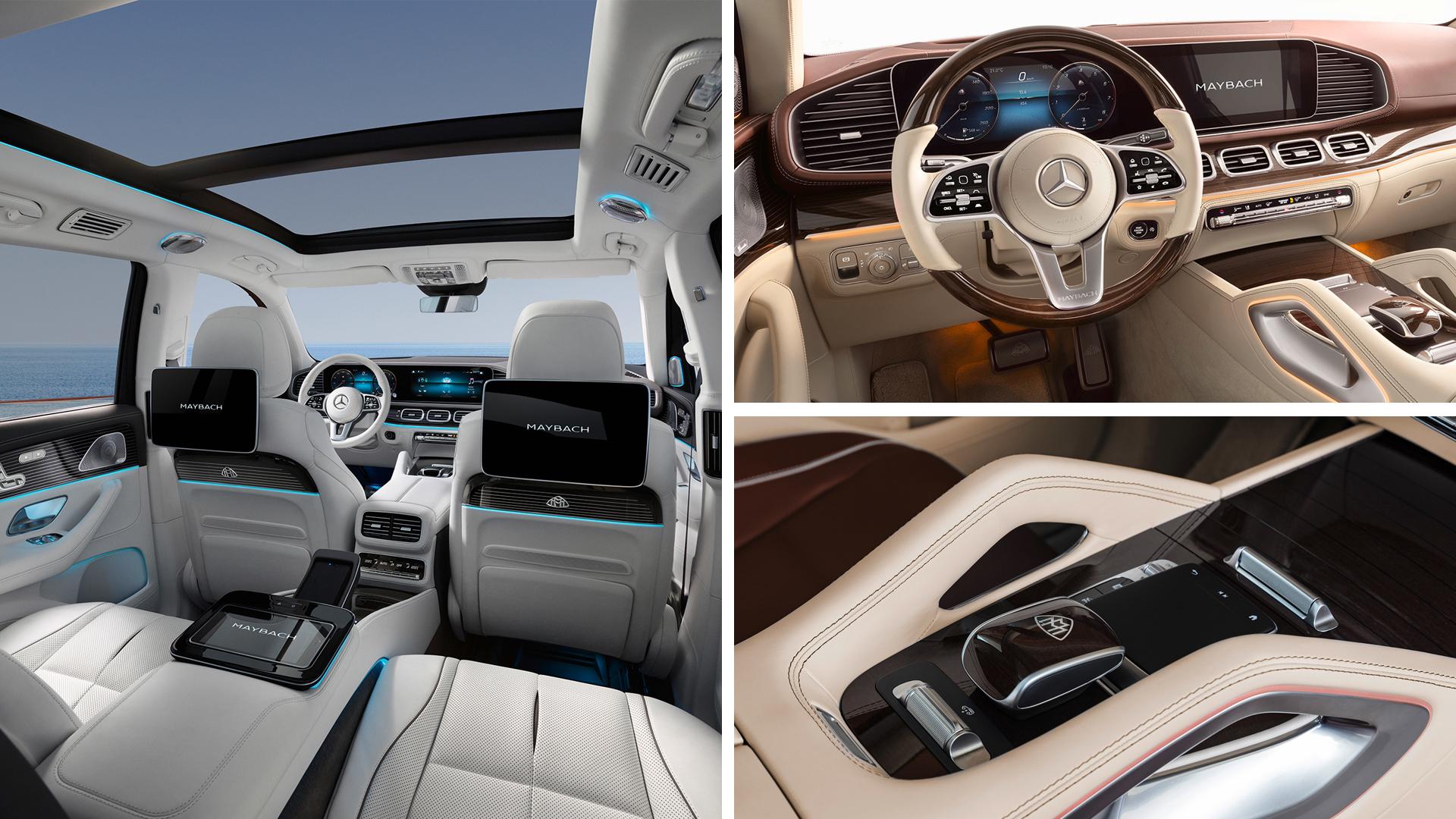Mercedes-Benz GLS 600