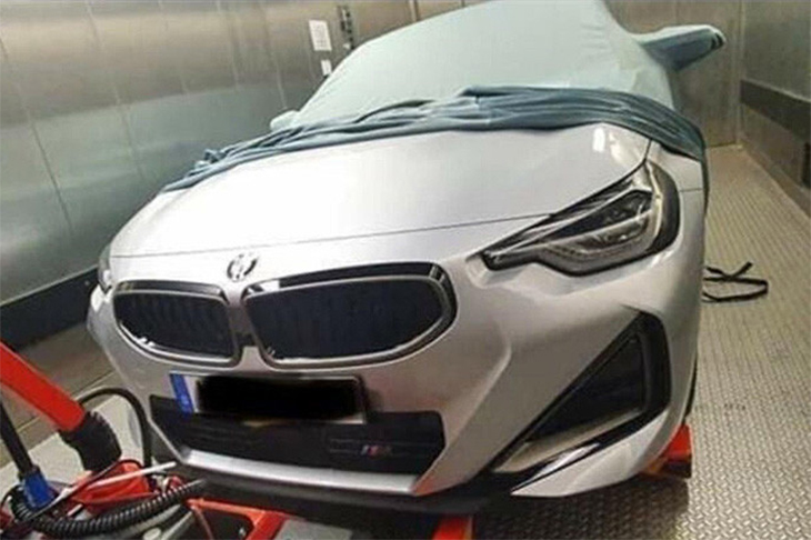 bmw 2 series coupe g42