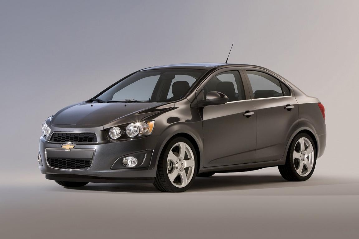 Chevrolet Aveo Sedan / Шевролет Авео Седан