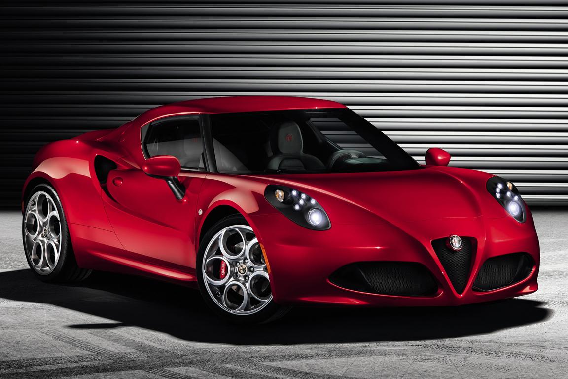 Alfa Romeo 4C 2013