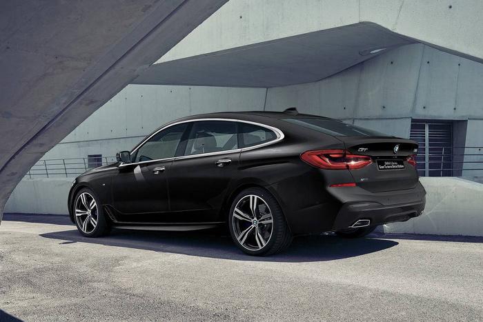 BMW 6 series Gran Turismo M Sport Debut Edition