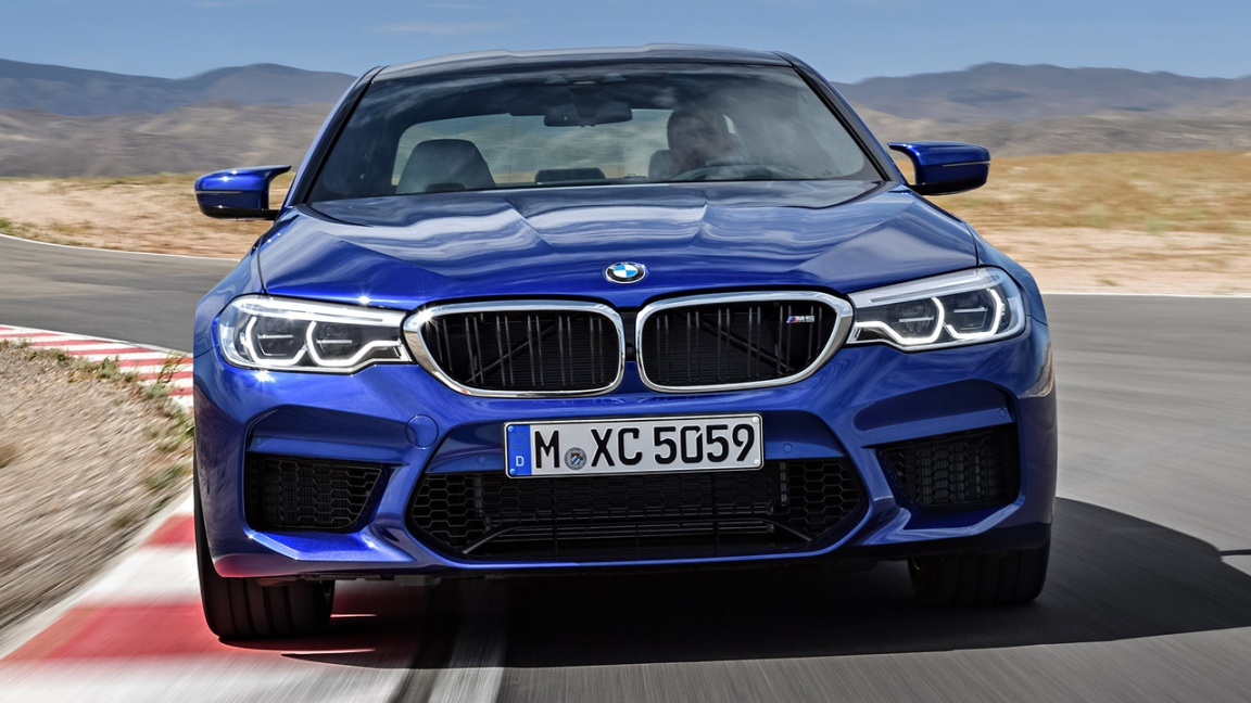 BMW M5 F90 2018