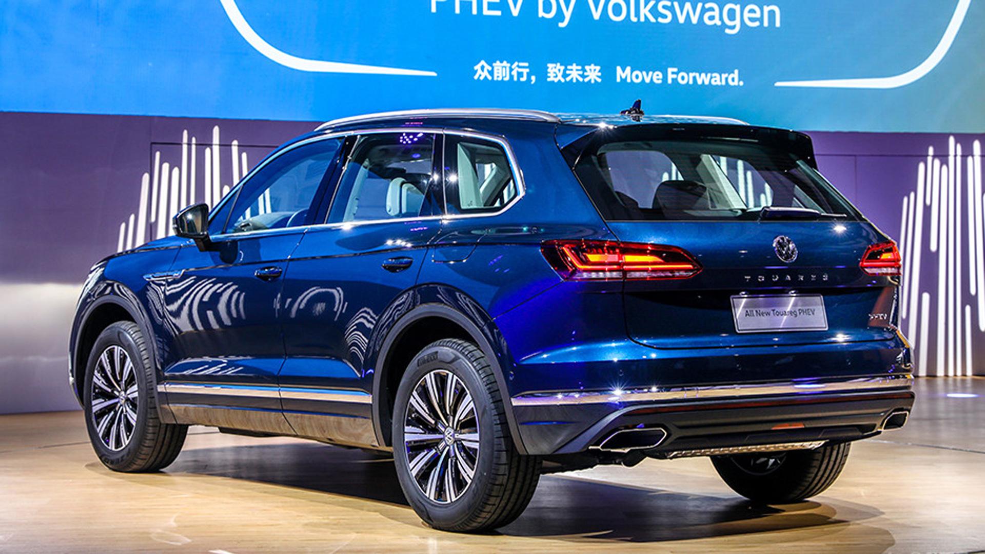 Volkswagen Touareg PHEV 2019