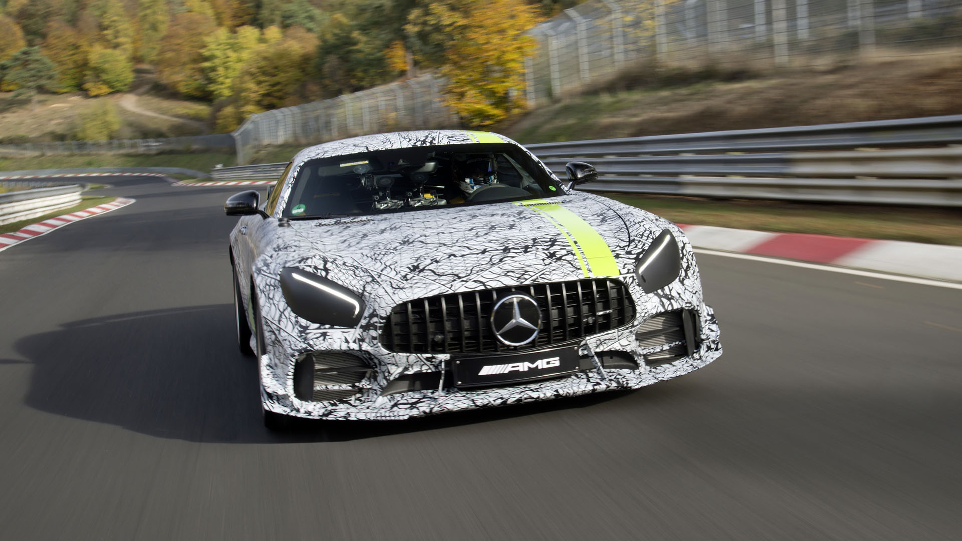 Mercedes-AMG GTR PRO