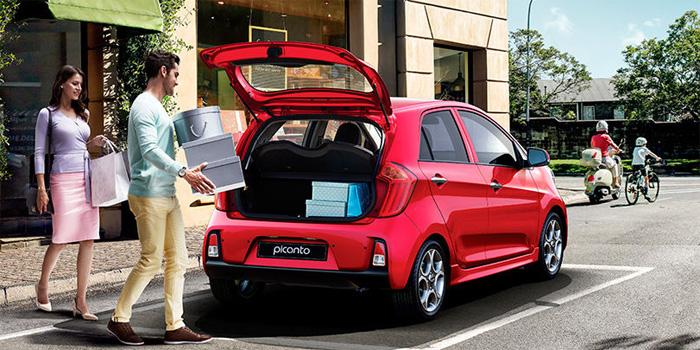 Новый Kia Picanto