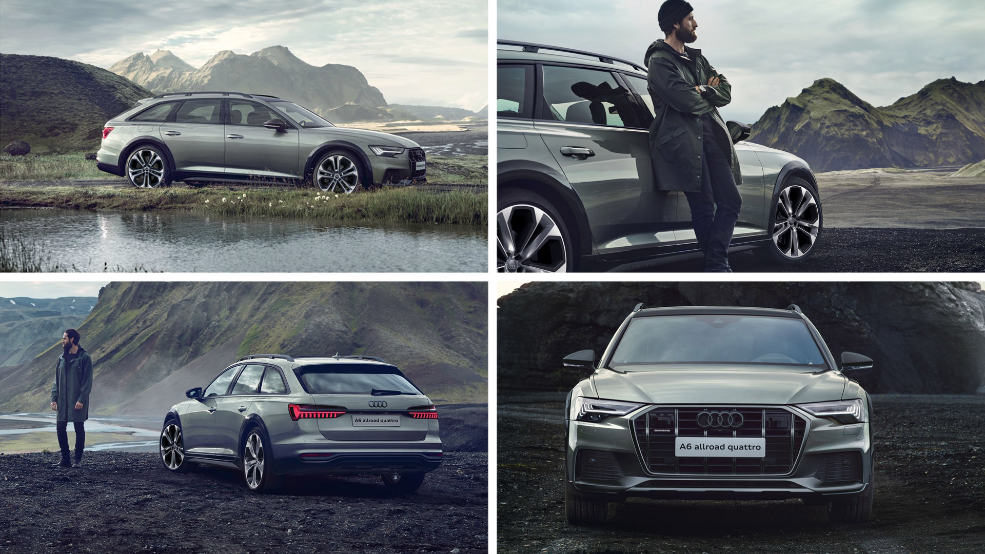 Audi A6 Allroad 20 Years Edition