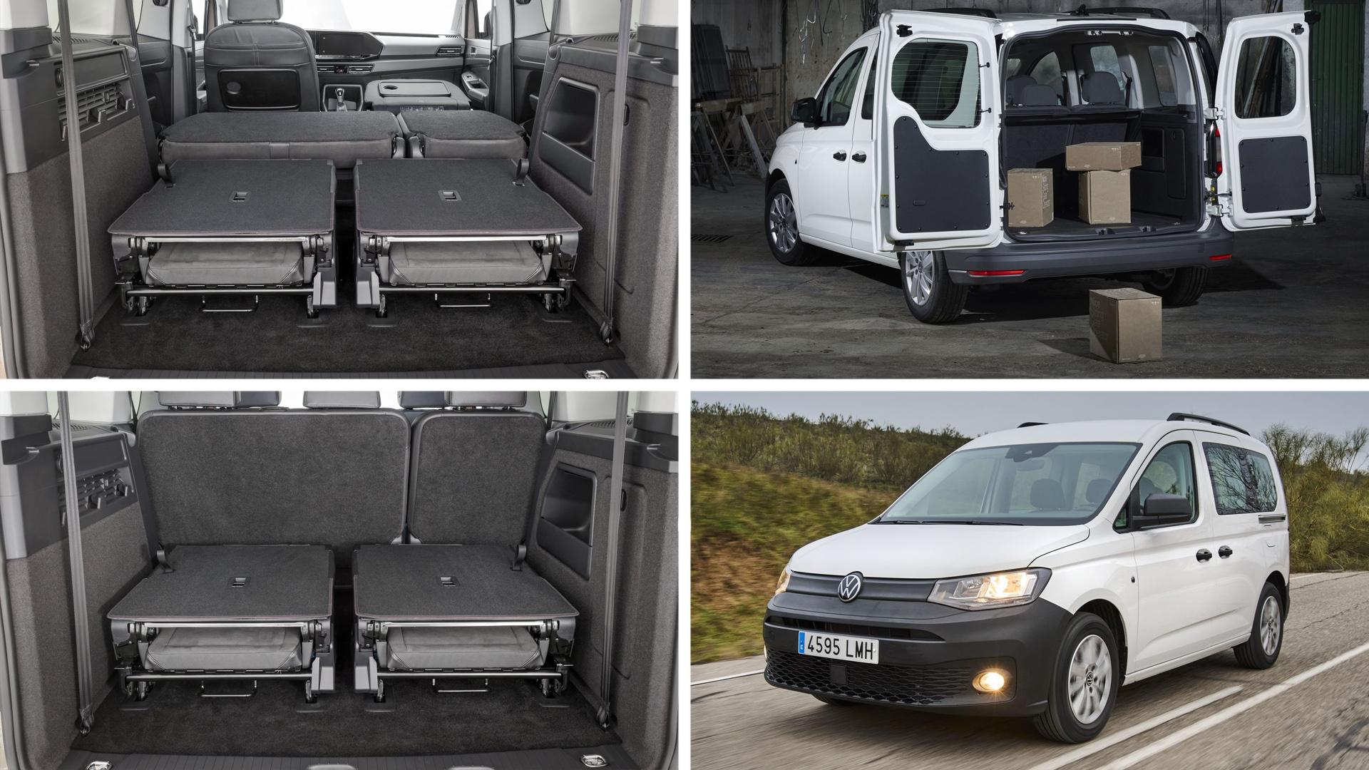 volkswagen caddy combi 2021