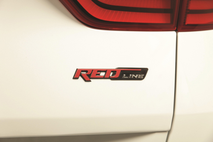 Kia Red Line