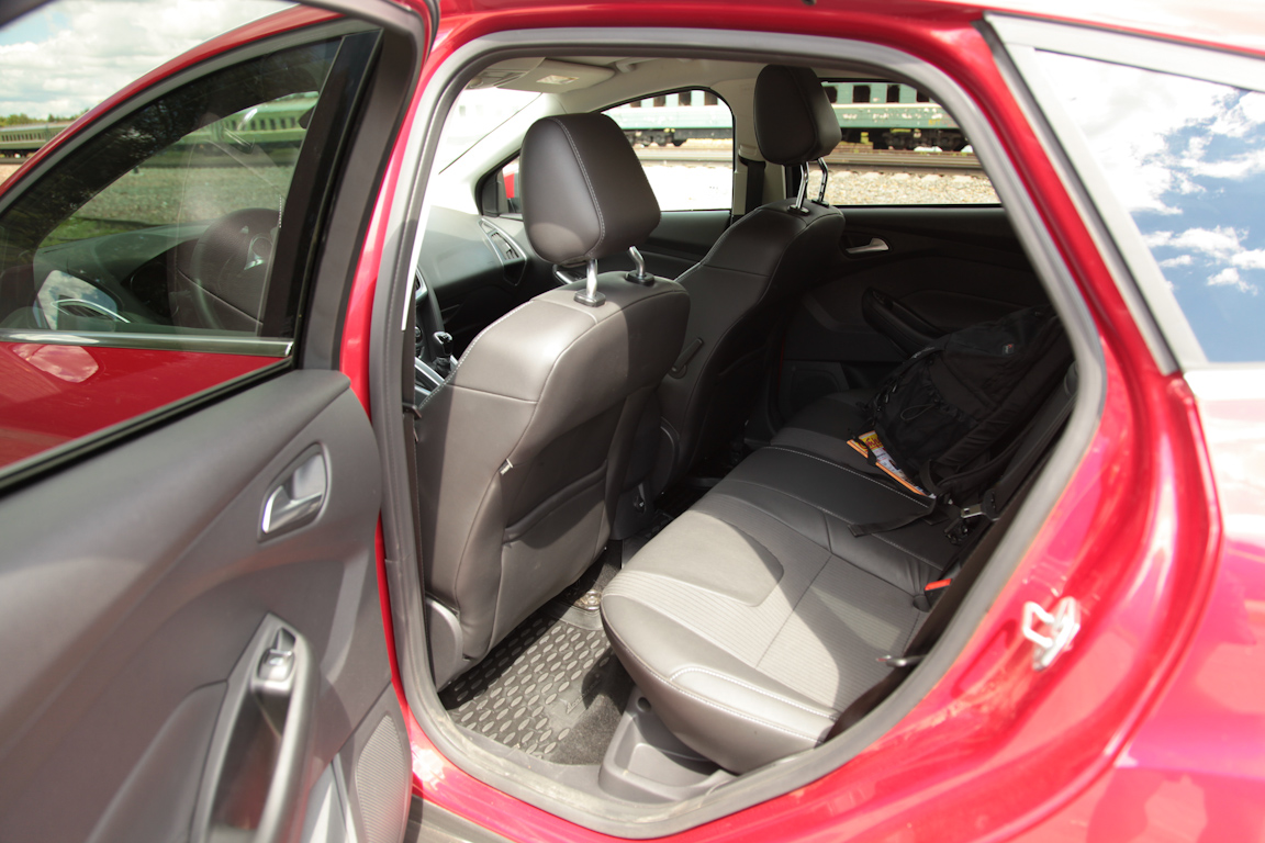 Ford Focus 3: Фокус с двумя литрами