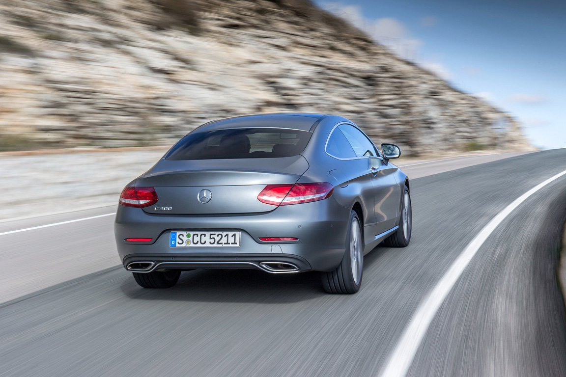 Mercedes-Benz Coupe 2015