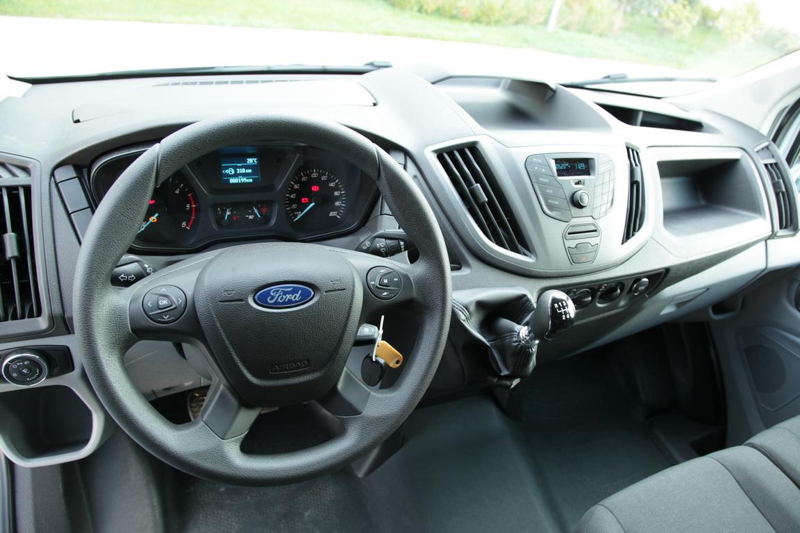 Ford Transit: тестируем «наше»