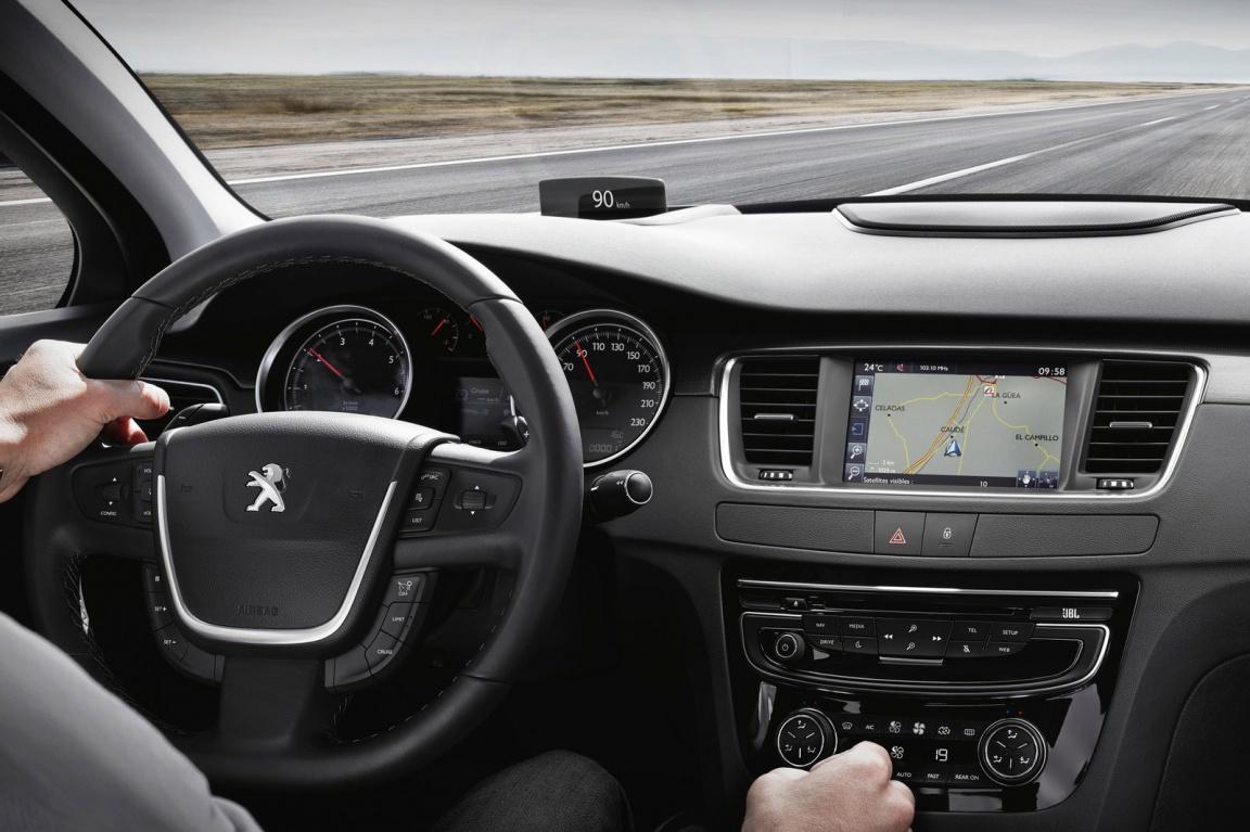 Peugeot 508: Каникулы французского аристократа