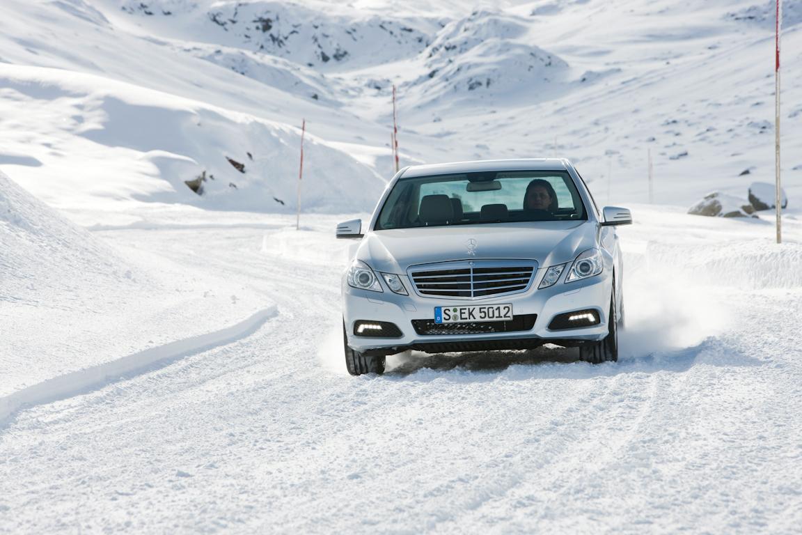 Mercedes-Benz E-Class: Длительные отношения