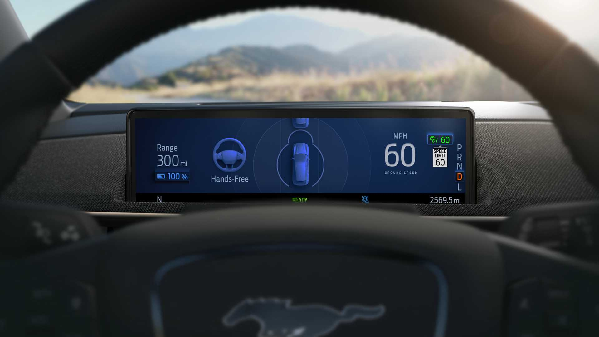 ford Co-Pilot360 Active 2.