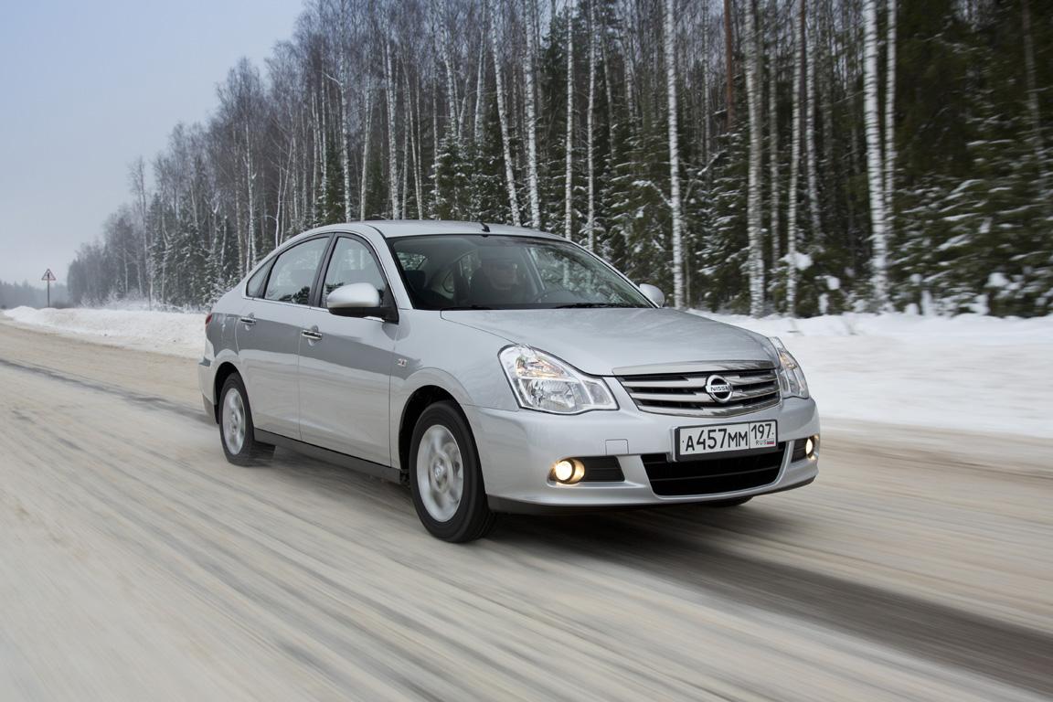 Nissan Almera: Российский след японского концерна