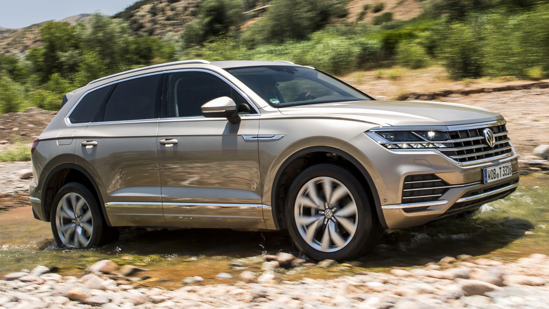 Volkswagen Touareg Exclusive