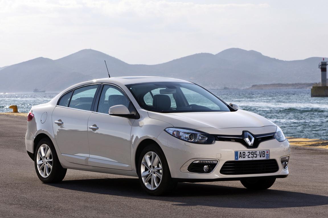 Renault Fluence (2013)