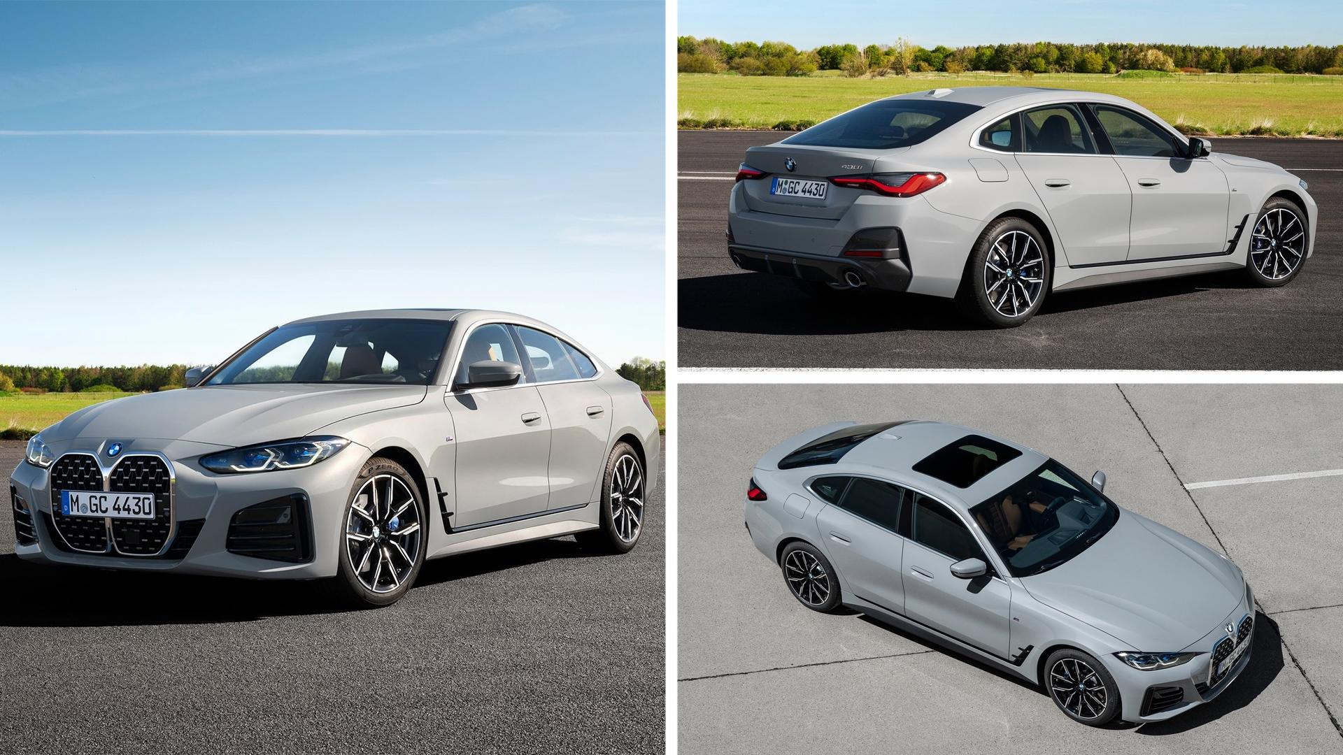 BMW 4 series Gran Coupe 2022