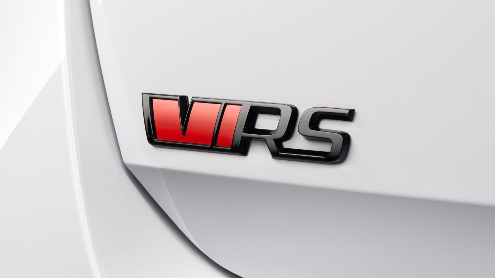 skoda octavia rs iv logo
