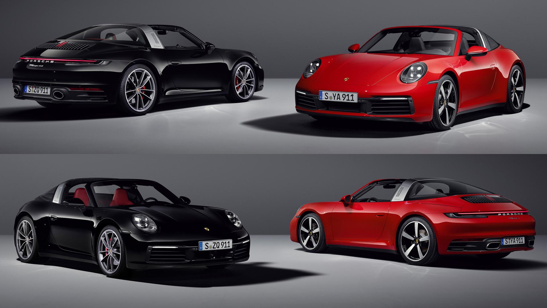 Porsche 911 Targa 992