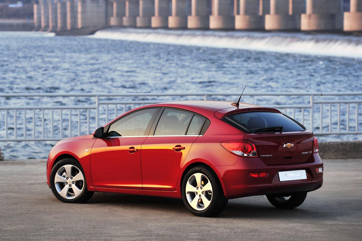 Chevrolet Cruze HB: Автомобиль для прекрасного отдыха