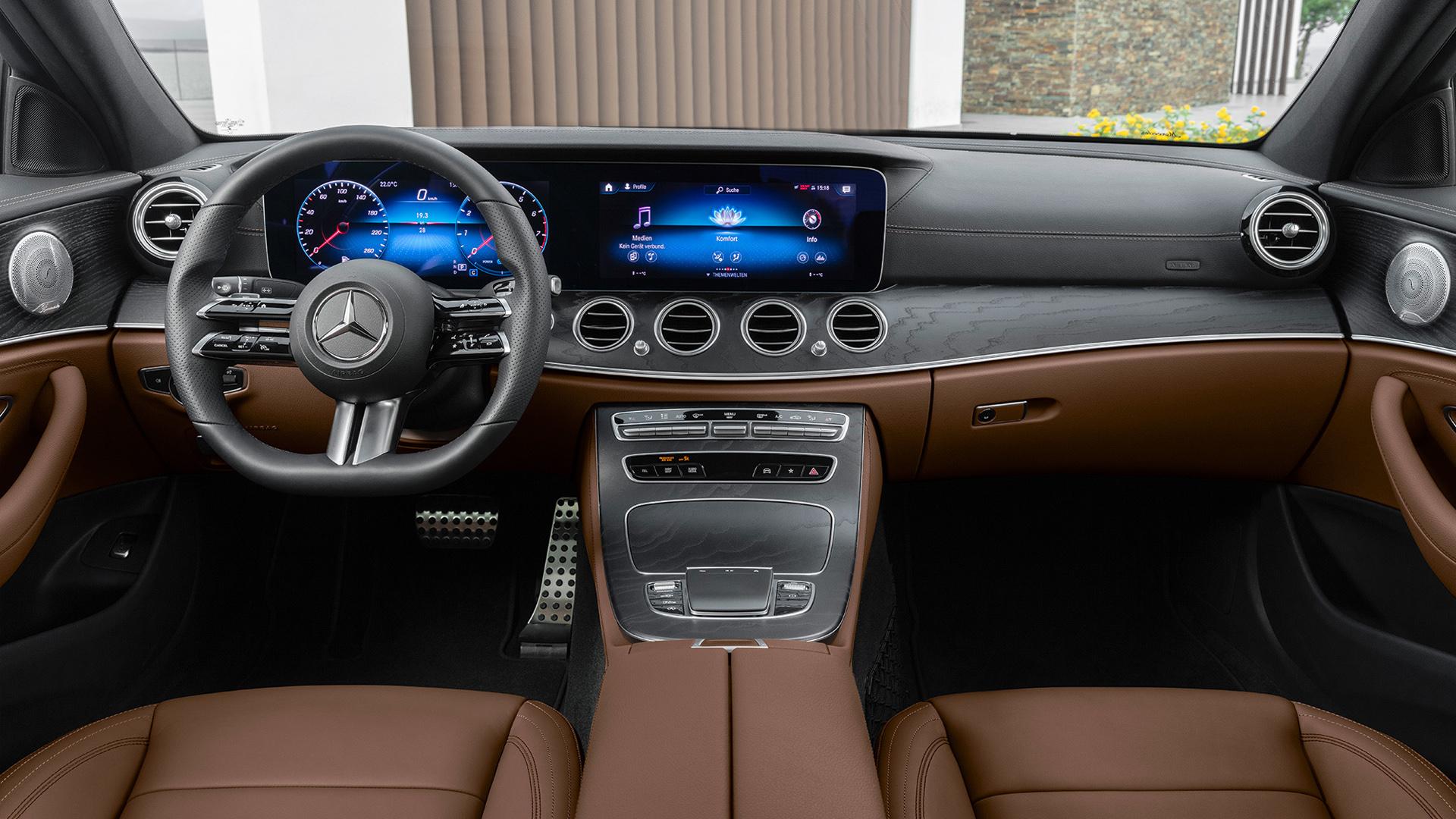 Mercedes-Benz e-class-2021