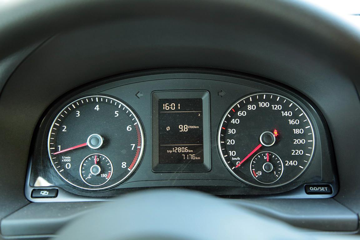 Volkswagen Caddy: на всякий случай