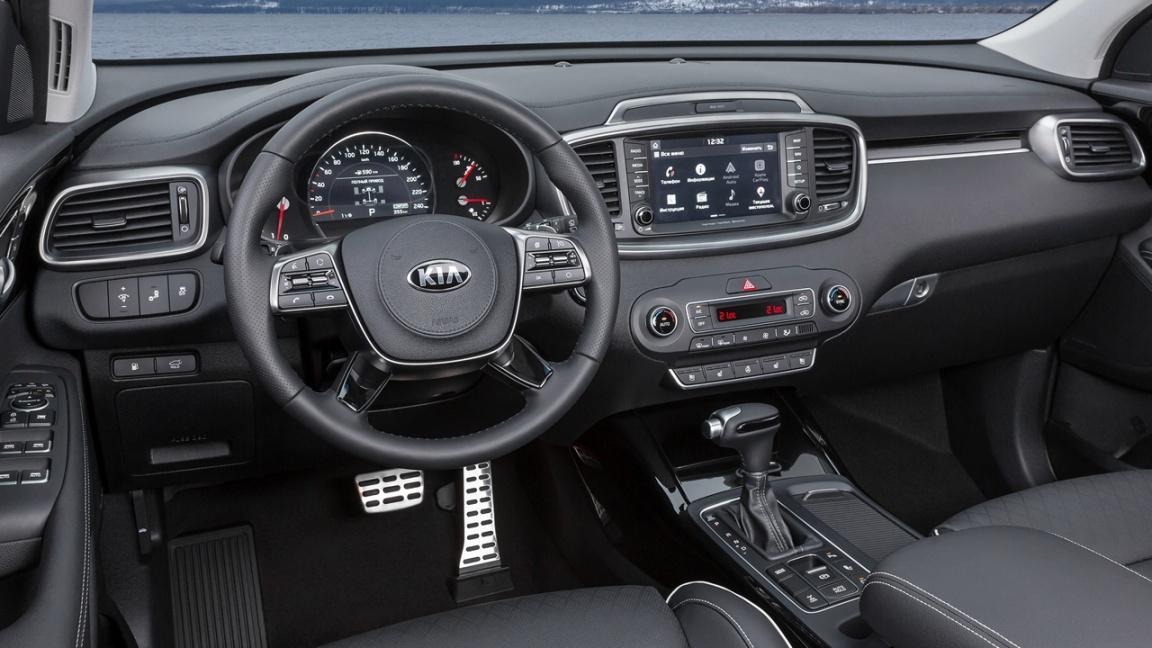Kia Sorento Prime 2018