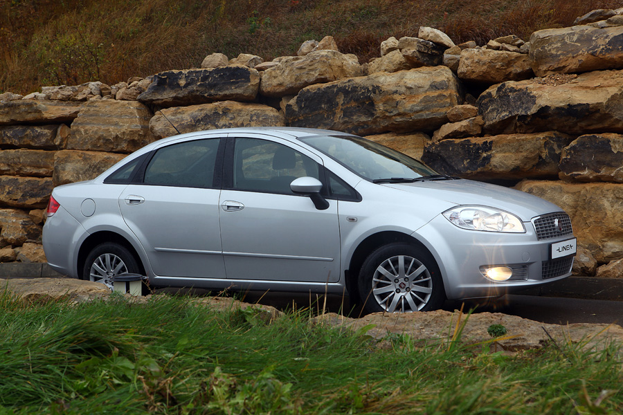 Fiat Linea: свой парень