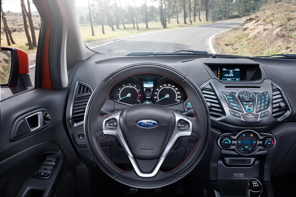 Ford EcoSport  : долгожданный малыш в семействе