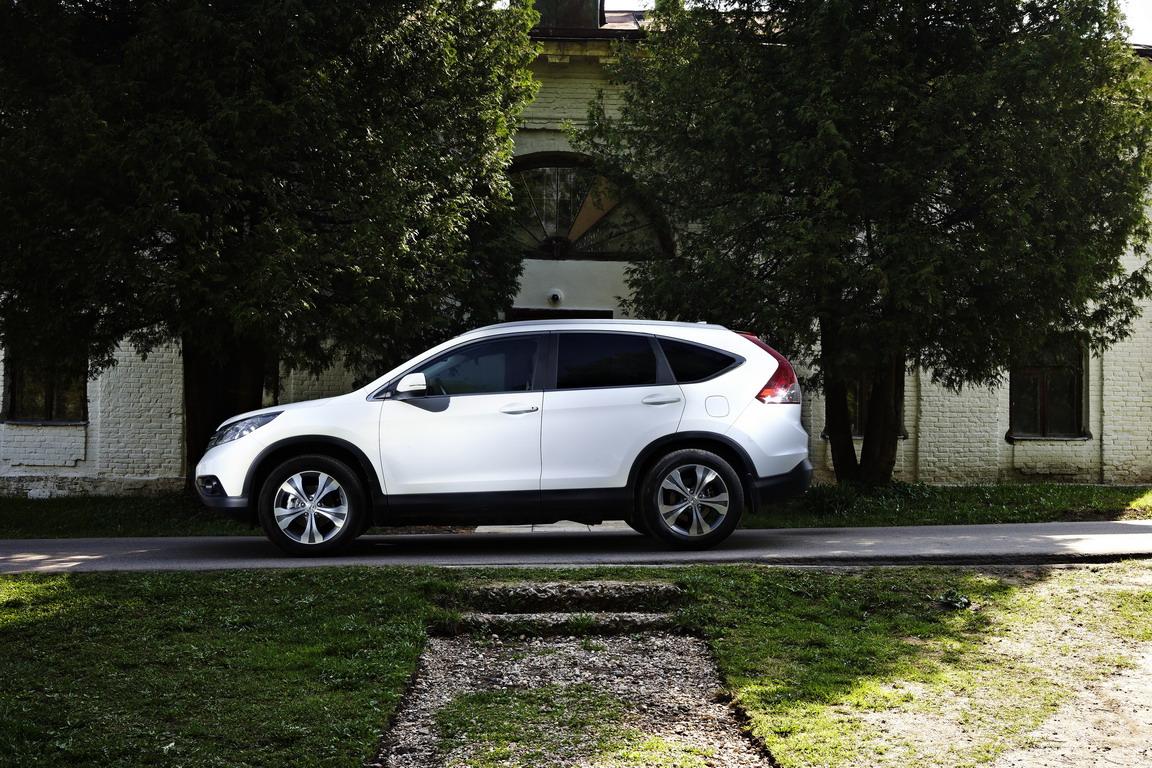 Honda CR-V: все будет в шоколаде