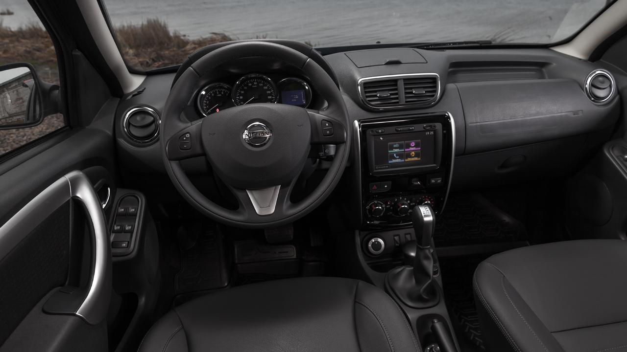 Обновленный Nissan Terrano