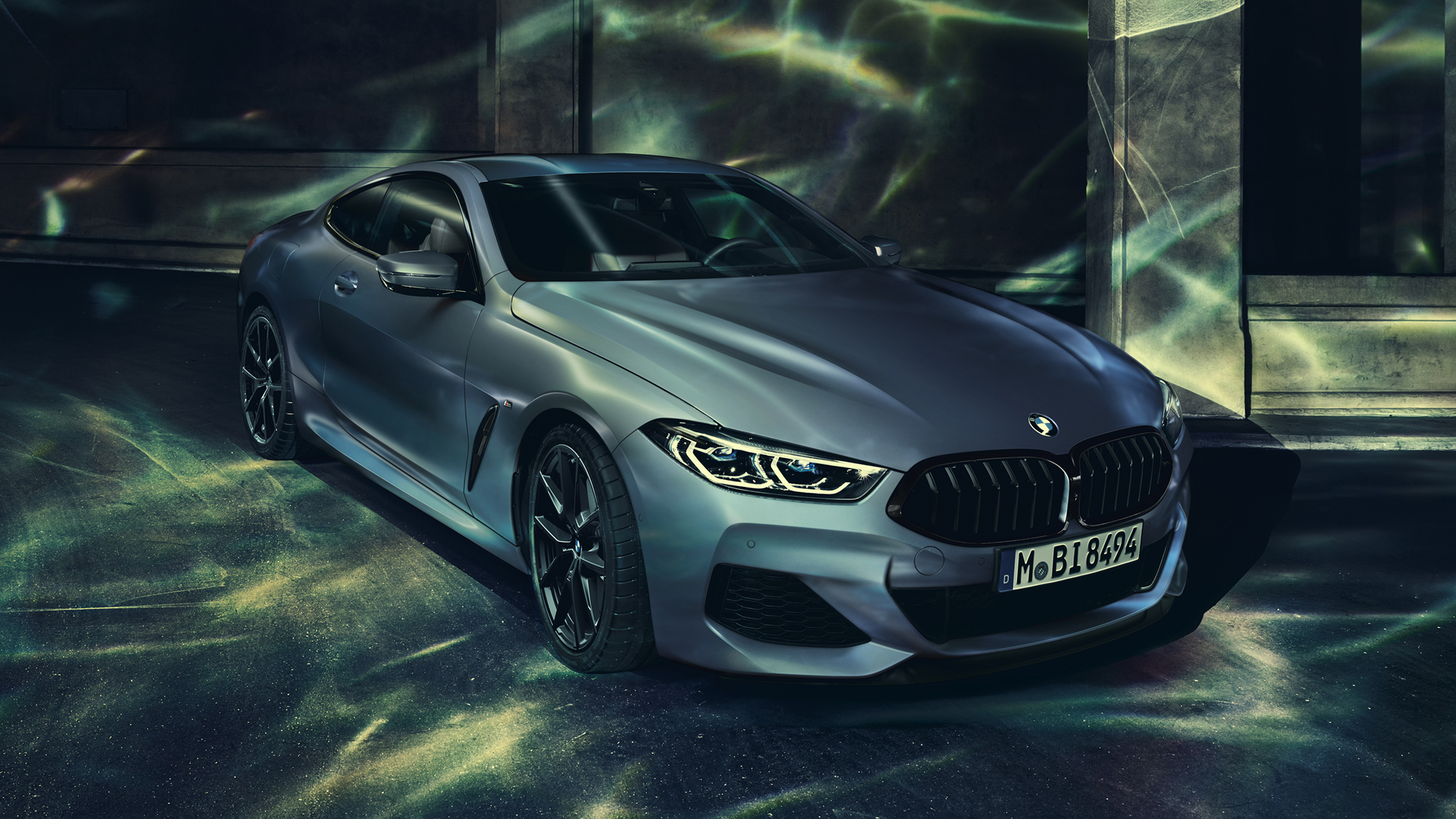 BMW 8 series First Edition