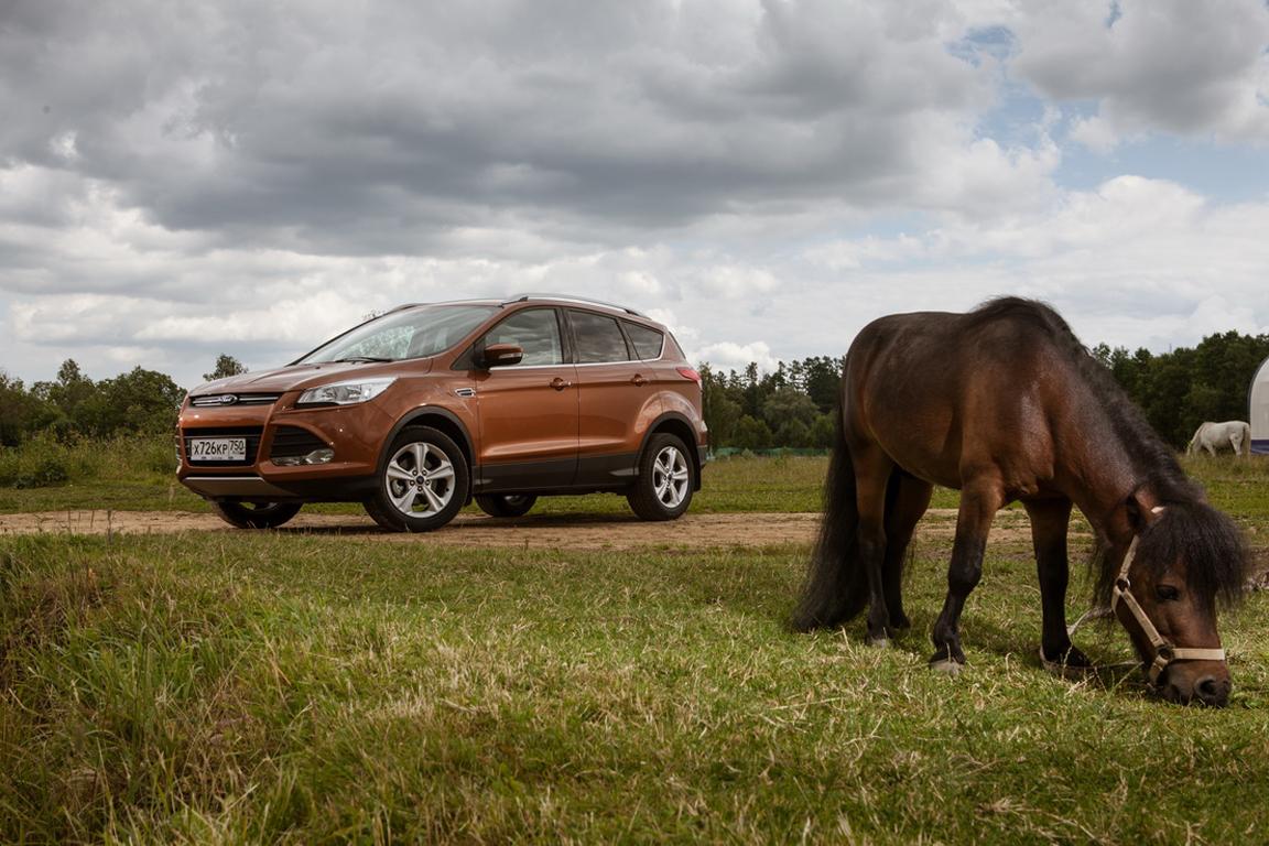 Ford Kuga: Предложение, от которого не отказаться