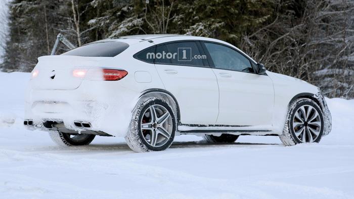 Mercedes-Benz GLC 63 AMG