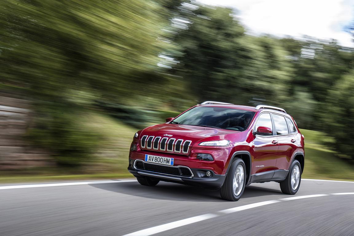 Jeep Cherokee: Манифест