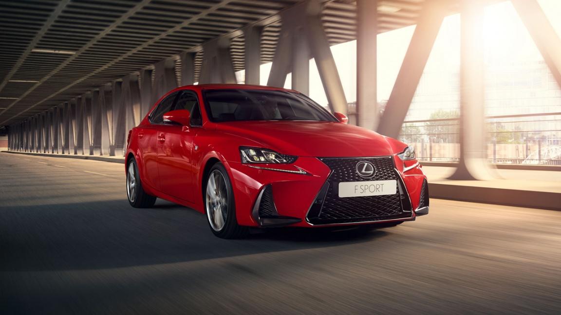 Lexus IS F 2017