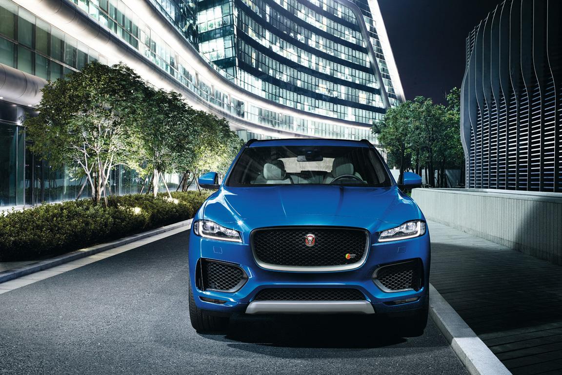 Jaguar F-Pace  2017