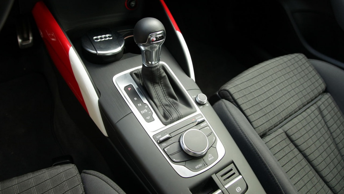 Audi A3 с коробкой передач S tronic