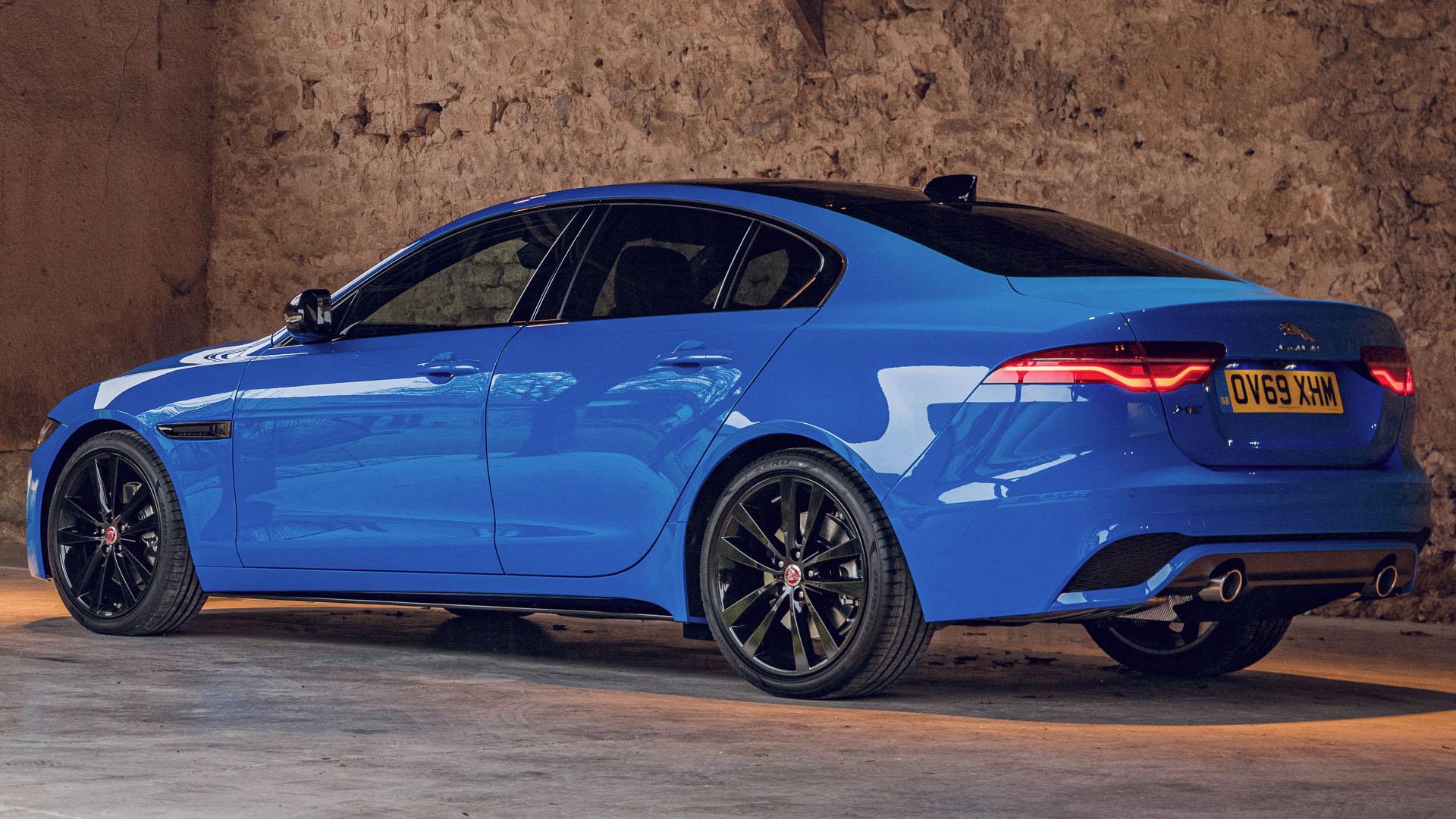 Jaguar XE Reims Edition
