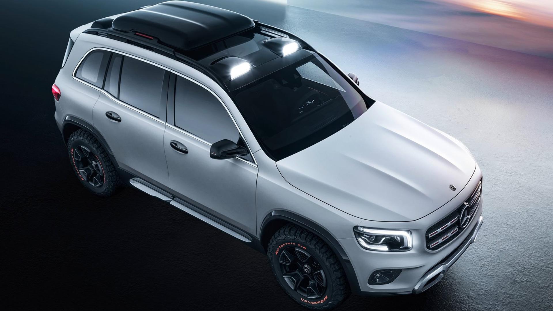 Mercedes-Benz-GLB Concept