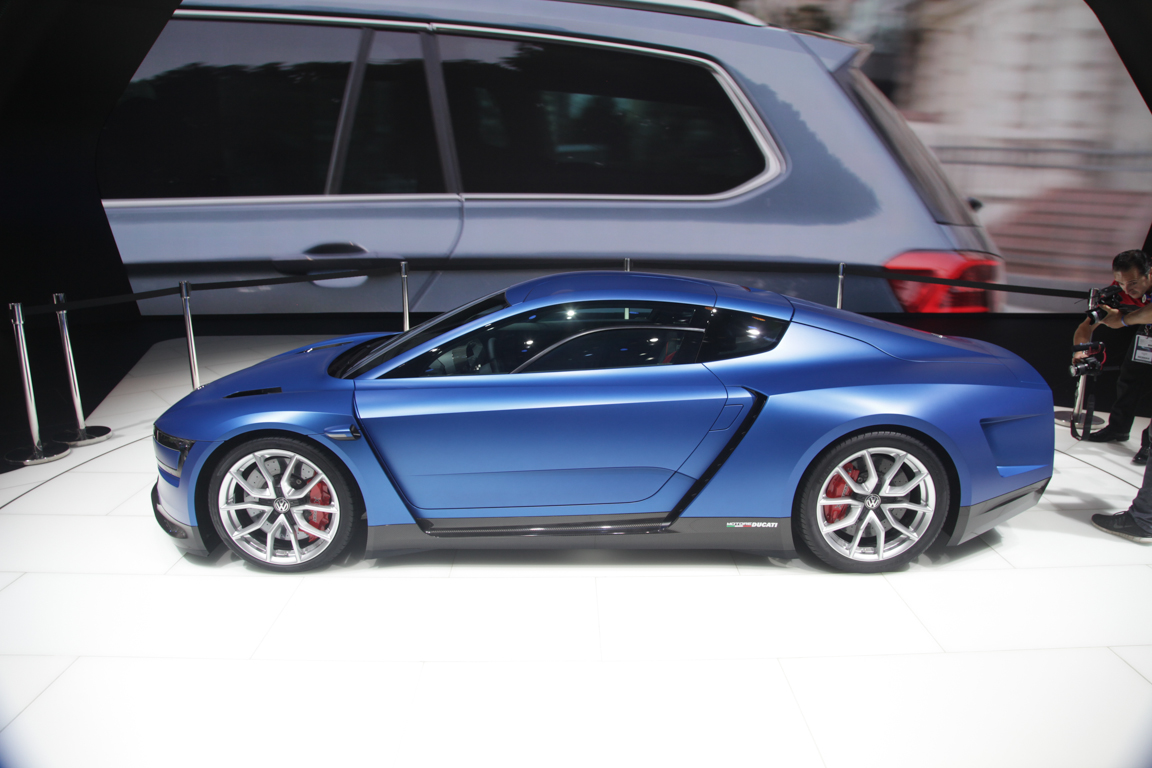 Volkswagen XL Concept