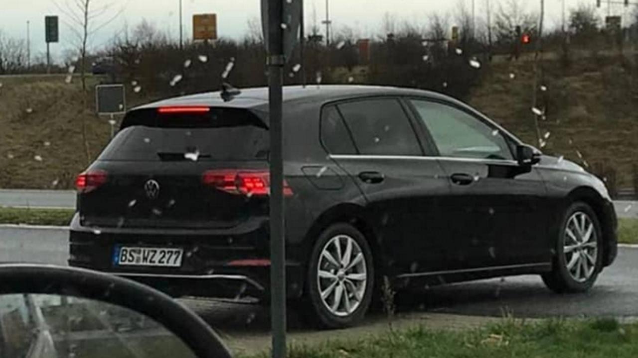 Volkswagen Golf MK VIII