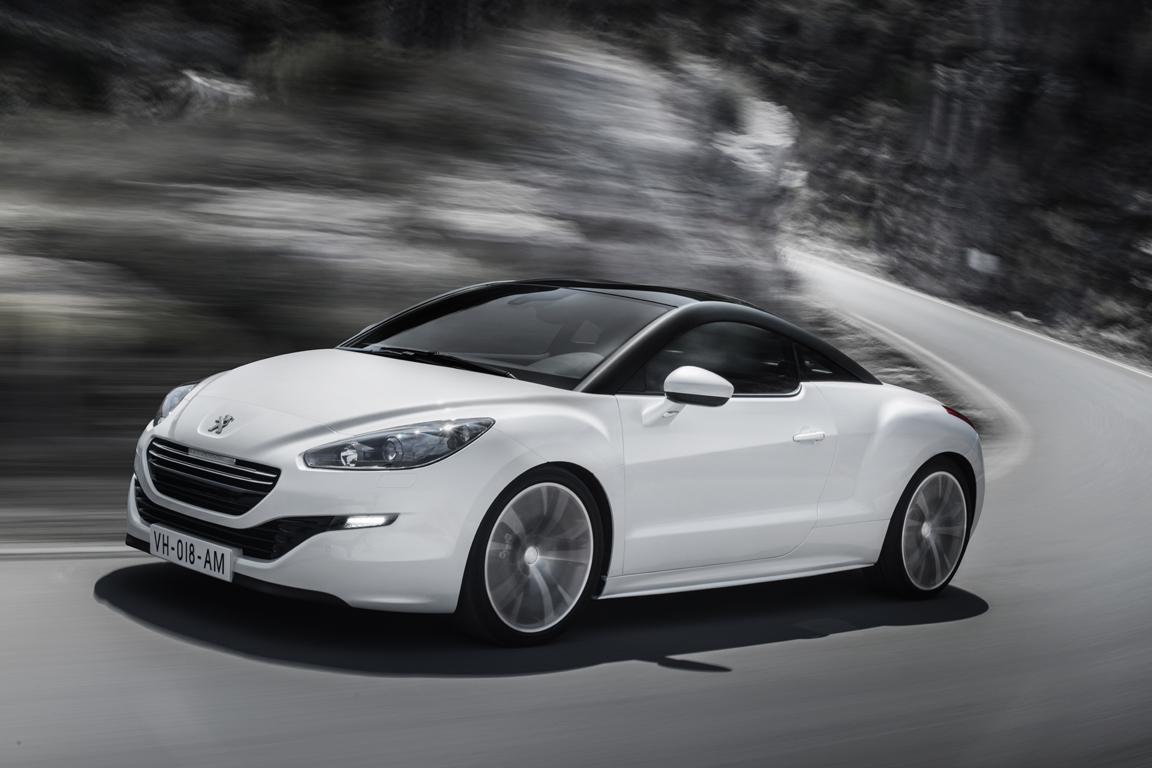 Peugeot RCZ: итальянские каникулы
