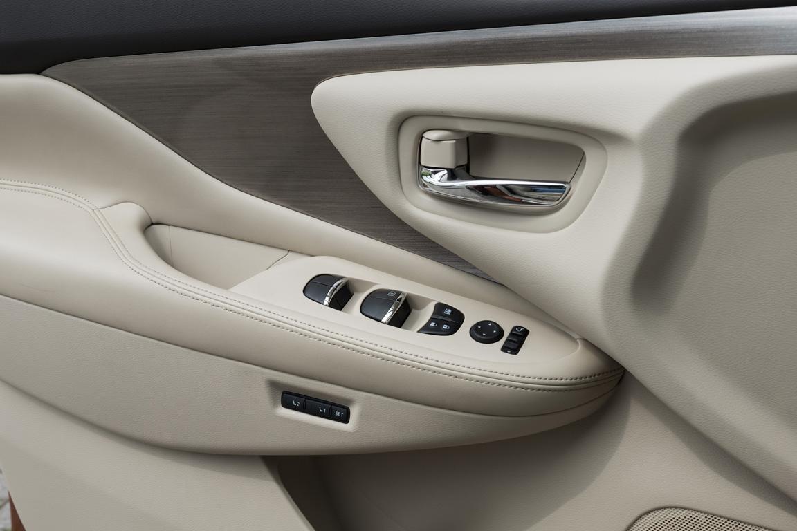 Nissan Murano: Один из городских легенд