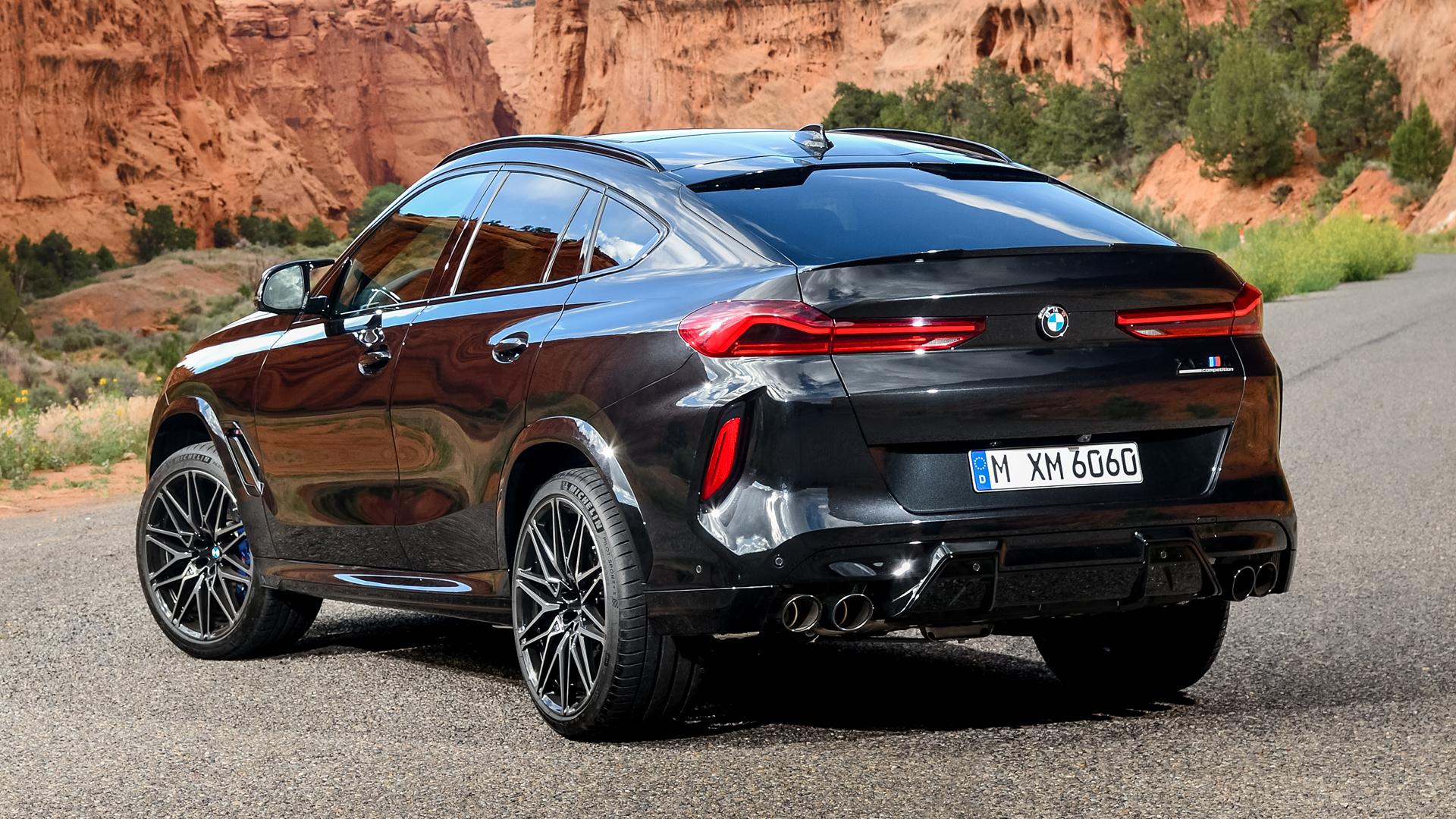 BMW X6 M 2020
