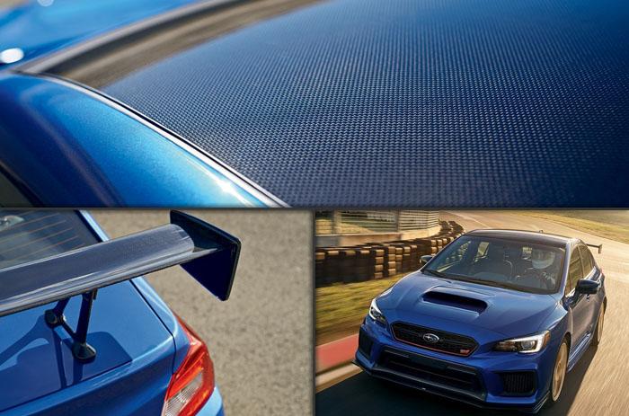 Subaru WRS STI Type RA